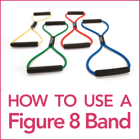 How To Use A Figure 8 Band - Get Healthy U