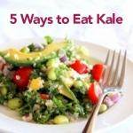 The Kale Kraze: 5 Ways to Eat Kale