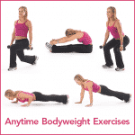 5 Anytime Bodyweight Exercises