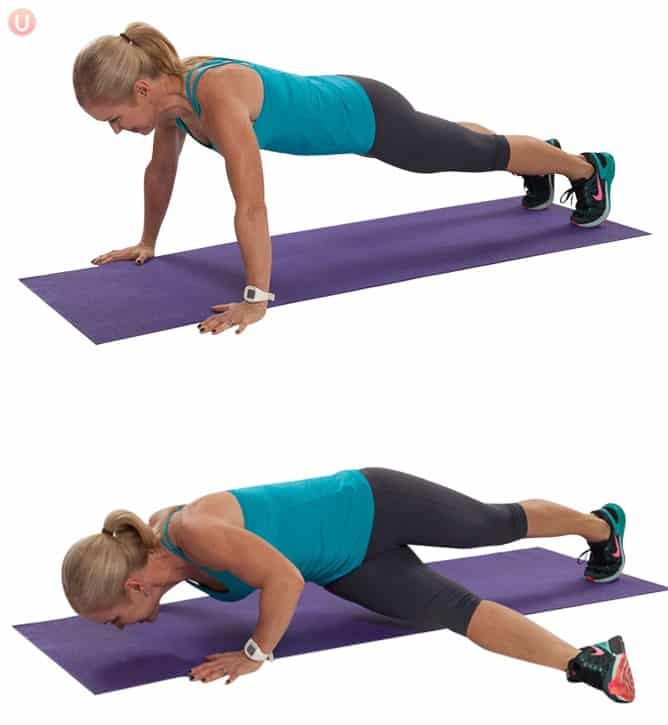 15 Push-Up Variations You're Going To Want To Try