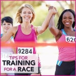 Tips For Training For A Race