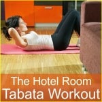 The Hotel Room Tabata Workout