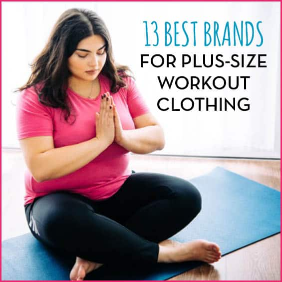 Best Workout Clothes For Plus Size Women