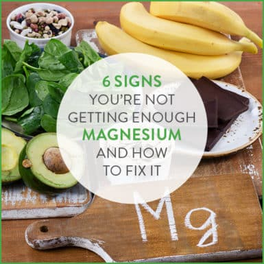 Try these 8 magnesium rich foods for nutrition and energy!