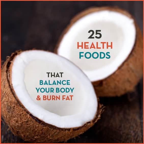 25 Alkaline Foods That Balance Your Body & Burn Fat - Get ...