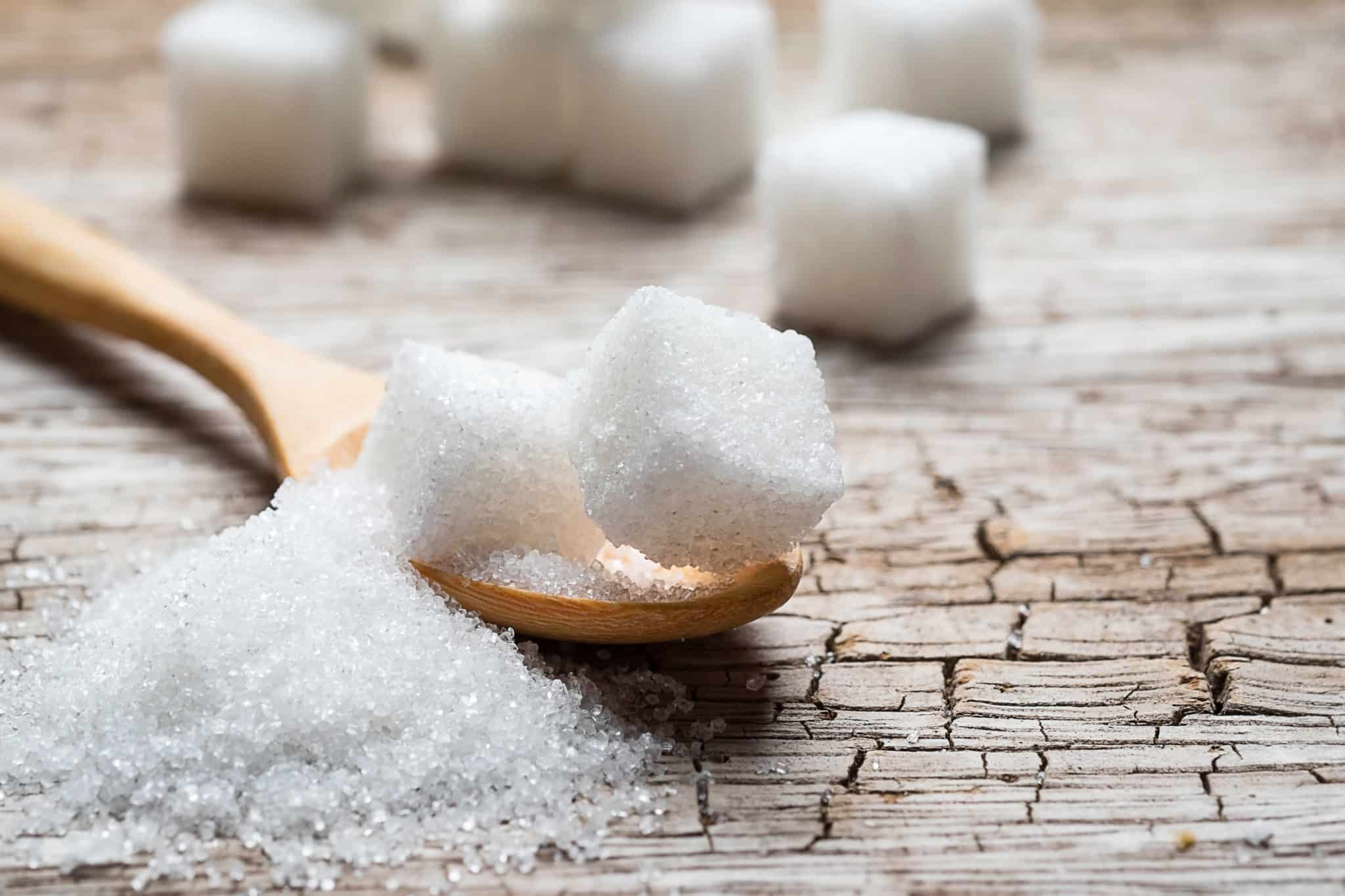 Sugar can make menopause symptoms worse.