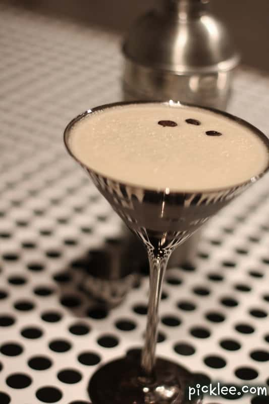 Whip up this frothy delicious espresso martini for a tasty drink with low sugar and calories.